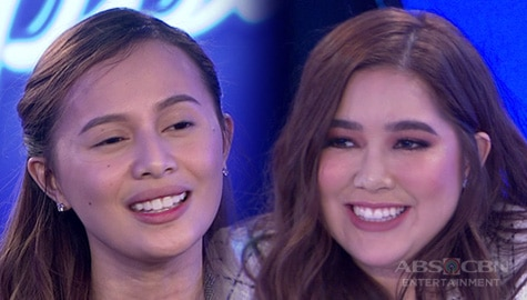 """WATCH: Dea Formilleza mesmerizes Judges with stunning """"Through The Fire"""" cover 