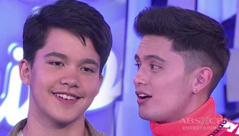 Idol Philippines 2019 Auditions: Idol Judges, tinuruan ng tagalog words si Robert Image Thumbnail