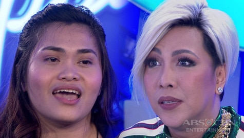 """WATCH: Michelle Primavera stuns Judges with her """"Wrecking Ball"""" performance 