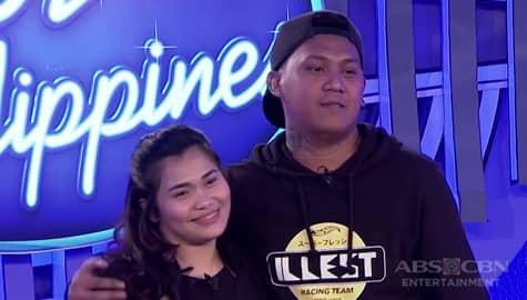 Idol Philippines 2019 Auditions: Michelle, ipinagmalaki ang kanyang asawa sa Idol Judges Image Thumbnail