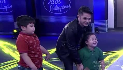 Idol Philippines 2019 Auditions: Rainier, ipinakilala ang kanyang mga anak sa Idol Judges Image Thumbnail