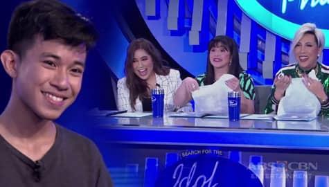 Idol Philippines 2019 Auditions: Idol Judges, nagulat sa pasalubong ni Rakhim Image Thumbnail