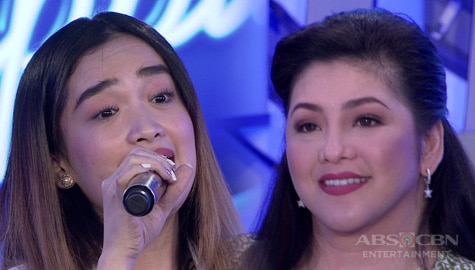 """WATCH: Carmella Ravanilla wows Judges with amazing """"You Are My Song"""" cover 