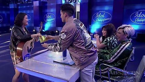 Idol Philippines 2019 Auditions: Cyra, masaya nang makuha ang boto ng mga Judges Image Thumbnail