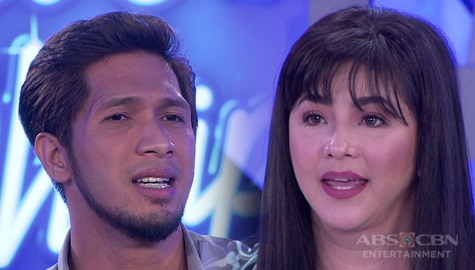 "WATCH: Ibrahim Onggo serenades Judges with his ""One In A Million"" performance 