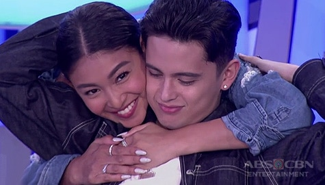WATCH: James gets surprise visit from Nadine | Idol Philippines 2019 Auditions Image Thumbnail