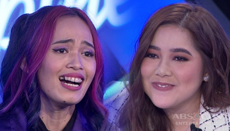 WATCH: Merry Mia Sinaguinan confuses Judges with Gloc-9 medley | Idol Philippines 2019 Auditions Thumbnail