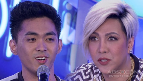 WATCH: Sean Oliver impresses Judges with his original song | Idol Philippines 2019 Auditions Image Thumbnail