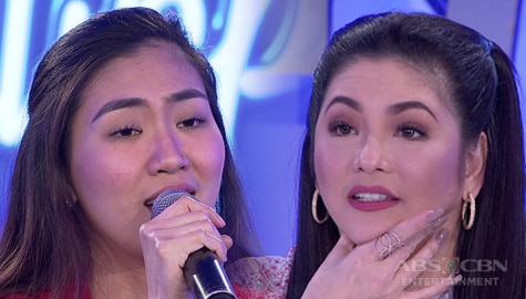 WATCH: Shan Dela Vega surprises Judges with Mariah Carey cover  | Idol Philippines 2019 Auditions Image Thumbnail