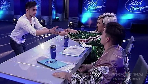 Idol Philippines 2019 Auditions: Idol Judges, binigyan ng second chance si Lucho Image Thumbnail