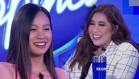 Idol Philippines 2019 Auditions: Margarette, di naitago ang kanyang paghanga kay Moira  Image Thumbnail