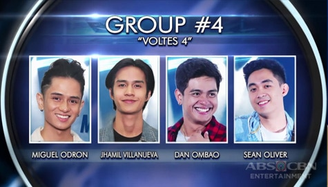 Idol Philippines 2019: Meet the Voltes 4 - Theater Round Image Thumbnail