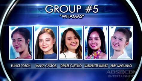 Idol Philippines 2019: Meet the WHAMAS - Theater Round Image Thumbnail