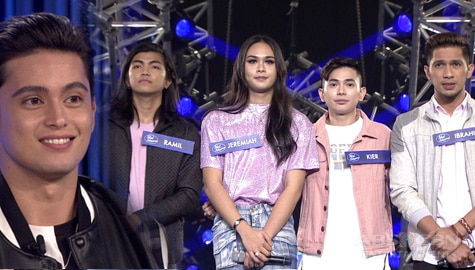 """Theater Round: 3 And 1 amazes Judges with breathtaking """"Dancing On My Own"""" cover 