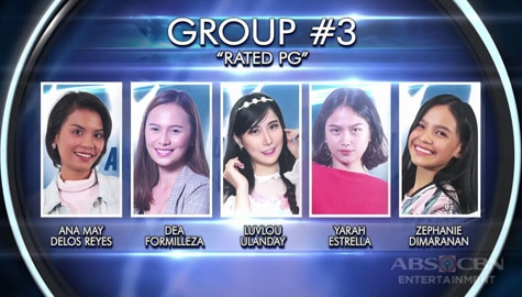 Idol Philippines 2019: Meet the Rated PG - Theater Round Image Thumbnail