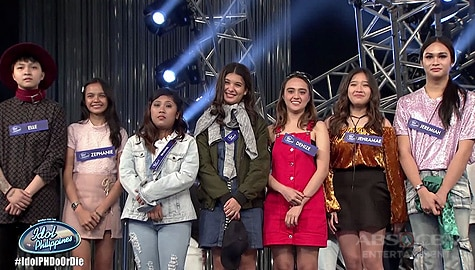 Idol Philippines 2019: Meet the Eraserheads Group - Do or Die Round Image Thumbnail