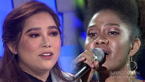 """Solo Round: Charmagne Algario impresses Judges with her """"Stand Up For Love"""" performance 