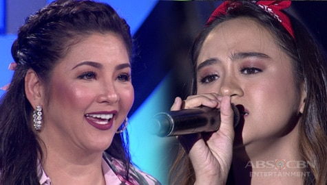 """Solo Round: Denize Castillo stuns Judges with her """"Buwan"""" performance 