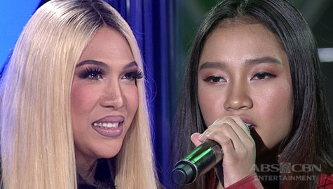 """Solo Round: Sheland Faelnar mesmerizes Judges with stunning """"Clarity"""" cover 