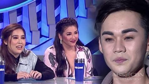 Idol Philippines 2019: Idol Judges, bumilib sa performance ni Lucas Image Thumbnail