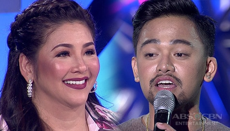 """Solo Round: Lance Busa owns the stage with stunning """"Ordinary People"""" cover 