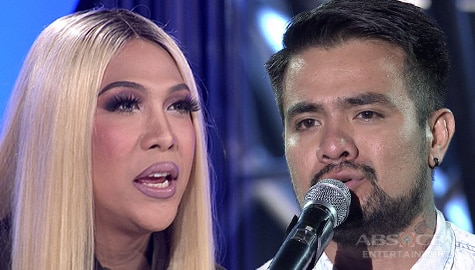 """Solo Round: Renwick Benito impresses Judges with his captivating """"Kasalanan"""" cover 