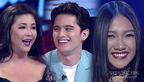 Idol Philippines 2019: Regine at James, bumilib sa performance ni Sheland  Image Thumbnail