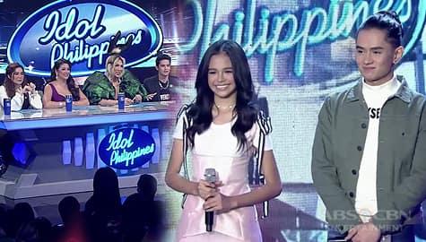 Idol Philippines 2019: Idol Judges, pinuri ang performance nina Zephanie at Miguel Image Thumbnail