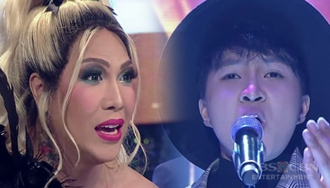 """Live Round: Elle Ocampo impresses all with her unique  """"Ikaw"""" performance 