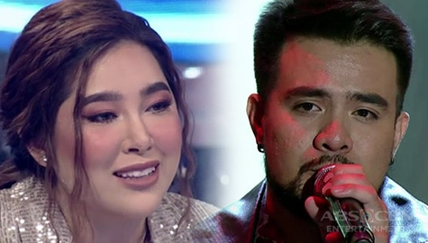 """Live Round: Renwick Benito owns the stage with heartfelt """"Hawak Kamay"""" cover 