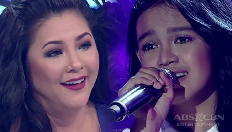 """Live Round: Zephanie Dimaranan sings her heart out with Yeng Constantino's """"Salamat"""" 