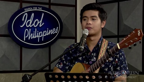 Idol Philippines 2019: Dan Ombao-Top 10 Mentoring Session  Image Thumbnail