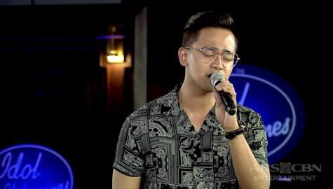 Idol Philippines 2019: Lance Busa-Top 8 Mentoring Session Image Thumbnail