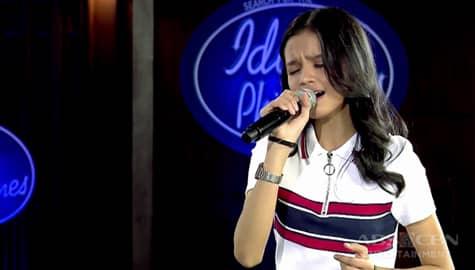 Idol Philippines 2019: Zephanie Dimaranan-Top 8 Mentoring Session Image Thumbnail
