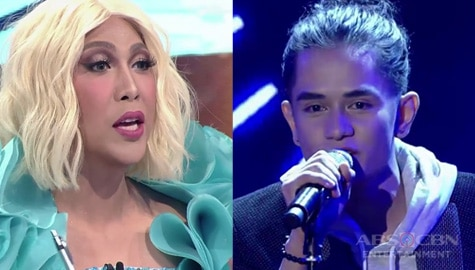 """Live Round: Miguel Odron performs Alessia Cara's """"Scars To Your Beautiful"""" 