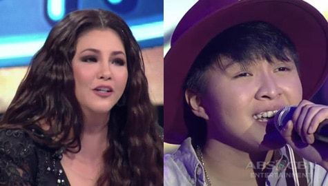 """Live Round: Elle Ocampo wows Judges with her """"Story Of My Life"""" performance 
