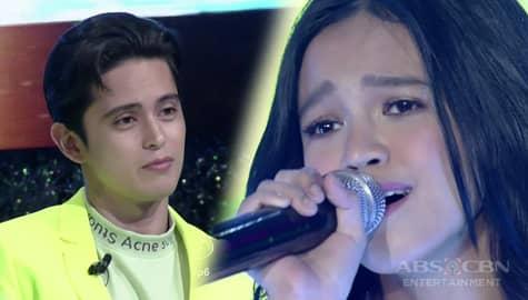 "Live Round: Zephanie Dimaranan owns the stage with Gary V's ""Huwag Ka Nang Umiyak"" | Idol Philippines 2019  Image Thumbnail"
