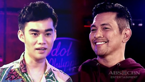 Idol Philippines 2019: Lucas Garcia - Top 6 Mentoring Session  Image Thumbnail
