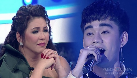 """Live Round: Lucas Garcia gets standing ovation with Gary V's """"Ikaw Lamang"""" 
