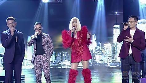 "Idol Philippines 2019: Vice Ganda performs ""Get Here"" with BuDaKhel  Image Thumbnail"
