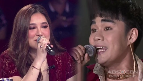 """The Finale: Lucas Garcia touches everyone's heart with his """"Bulag, Pipi at Bingi"""" performance 