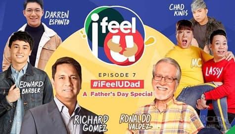 I Feel U Episode 7: Richard Gomez, Edward Barber, Chad Kinis & Ronaldo Valdez Image Thumbnail