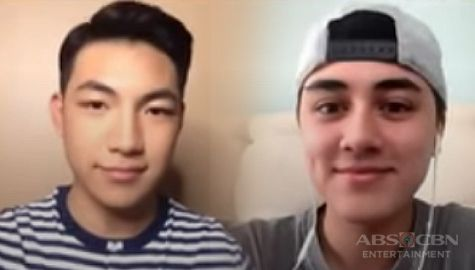 I Feel U: Darren Espanto and Edward Barber talk about their dads
