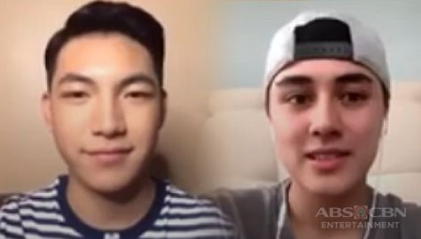 I Feel U: Darren Espanto and Edward Barber's father's day messages