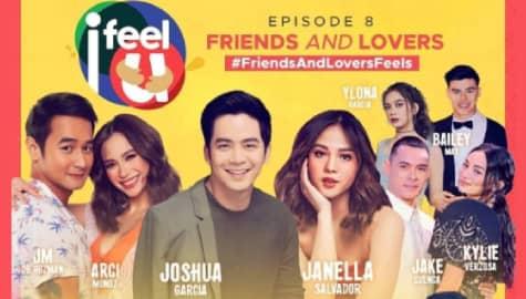 I Feel U Episode 8: Joshua, Janella, Jake, Kylie, JM, Arci, Ylona & Bailey Image Thumbnail