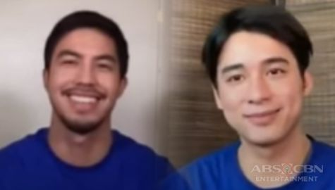 I Feel U: Tony & JC on possibility of falling in love with each other because of their roles on Hello Stranger