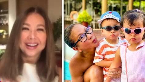 I Feel U: How motherhood changed Korina Sanchez' life Image Thumbnail