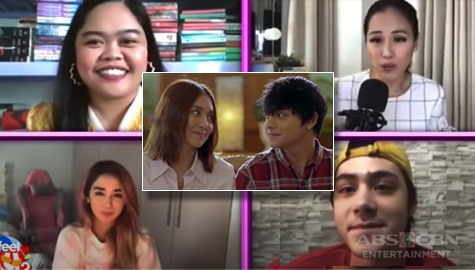 I Feel U: Riva, Alora and Anthony on working with Kathryn and Daniel on 'The House Arrest of Us' Image Thumbnail