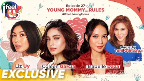 I Feel U Episode 27: Liz Uy, Coleen Garcia and Isabelle Daza Image Thumbnail