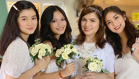 I Feel U: Charlie, Gillian, Alexa at Belle, may ini-reveal tungkol sa kanilang mga love life